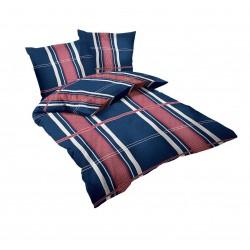 Ранфорс шалте с калъфки за възглавница Denim