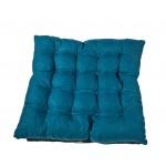 Възглавница за стол Синьо