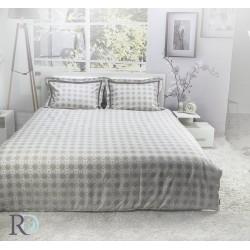 Бутиково спално бельо от памучен сатен Katalina