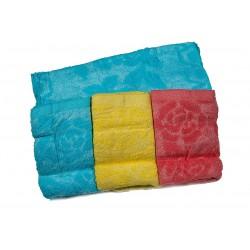 10 броя хавлиени кърпи в комплект Невин