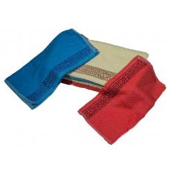 10 броя хавлиени кърпи в комплект ОРНАМЕНТИКА