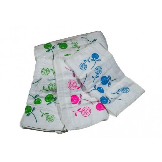 10 броя хавлиени кърпи в комплект БОНБОН