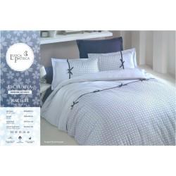Луксозно спално бельо RACHEL памучен сатен