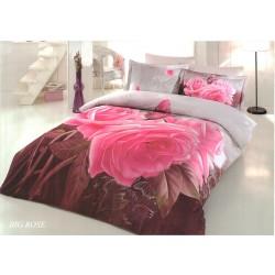 Луксозно спално бельо PURE LOVE памучен сатен