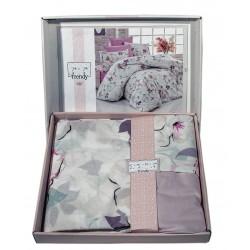 Спално бельо от фин памук Нанси