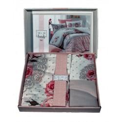 Спално бельо от фин памук БЕЛА