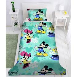 Ранфорс детско спално бельо Мики и Мини