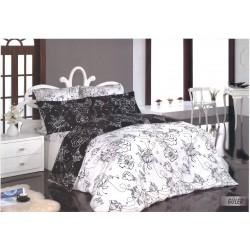 Луксозно спално бельо VAMOS памучен сатен
