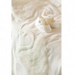 Луксозно бебешко спално бельо от 5 части Жасмина