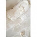 Луксозен порт за бебе от фин памук Жасмина