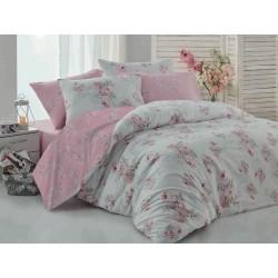 Спално бельо от фин памук Прованс