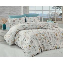 Спално бельо от фин памук Керън