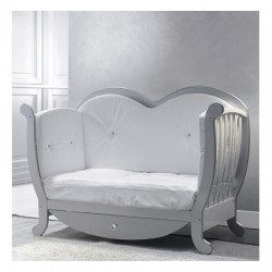 Луксозен бебеши спален комплект за диван Виктор
