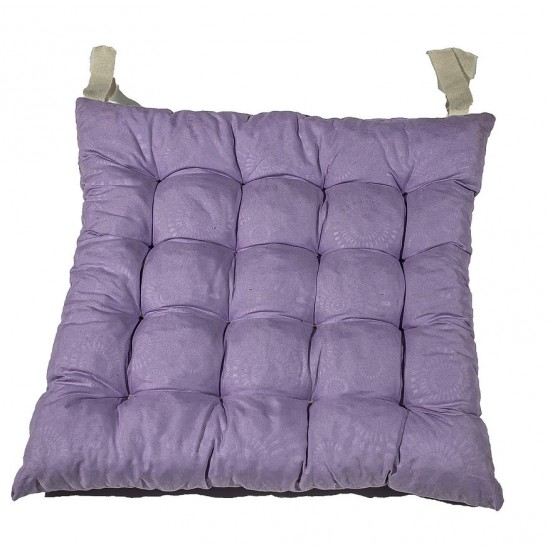 Възглавница за стол Светло Лила