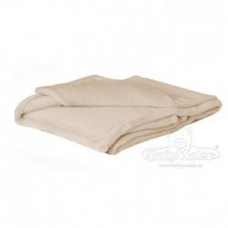 Бебешко поларено одеяло Едноцветно