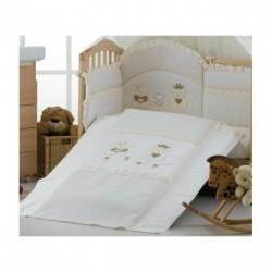Луксозен бебешки спален комплект Истинско мече