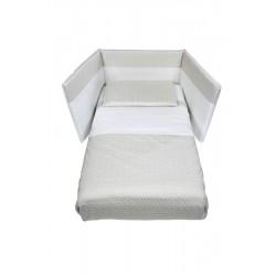 Луксозно бебешко спално бельо Еволюшън
