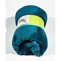 Поларено одеяло Тюркоаз