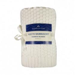Плетено одеяло от бамбук Rem 80/100