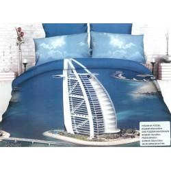 3D спално бельо Hello Dubai