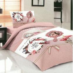 Тинейджърско спално бельо Госпожица
