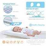 Бебешка възглавница против задушаване Аеро 3D
