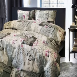 Спално бельо от 100% Памук Адел