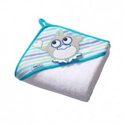 Кърпа с качулка за бебе  100/100