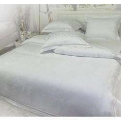 Бутиково спално бельо от модал Anhella White