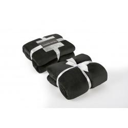Луксозно одеяло Cashmere - black