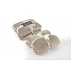 Луксозно одеяло Cashmere - beige