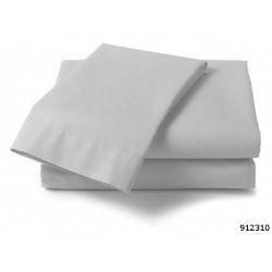 Долен чаршаф от фин памук СИВО