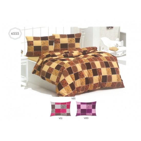 Спално бельо от 100% Памук Кори