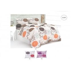 Спално бельо от 100% Памук Рупи