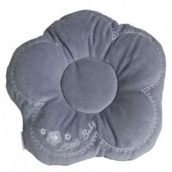 Възглавница за кърмене Сиво цвете
