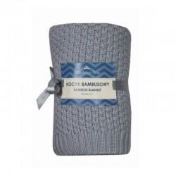 Бебешко одеяло от бамбук grey