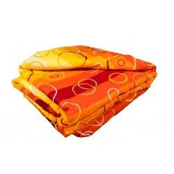 Олеконтена завивка памук КРЪГЧЕТА жълто