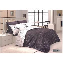 Спално бельо от бамбук сатен Linda