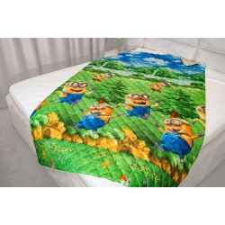 Уникално детско шалте Миньоните