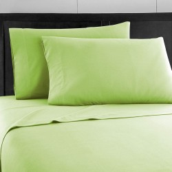 Спално бельо 100% Памук зелено