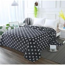 Дизайнерско одеяло в сиво Stars