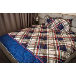 Спално бельо 100% Памук Помпей