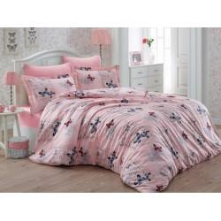 Спално бельо от ранфорс Моли