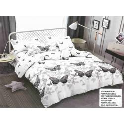3D Спално бельо Пеперуди