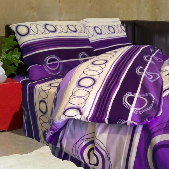 Спално бельо от 100% памук Нолас