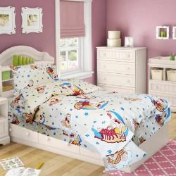 Бебешко спално бельо 100% Памук Dreamy