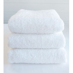 Луксозни бели кърпи 500гр.кв.м. Hotel 50/90