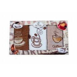 Сет кухненски кърпи CoffeeTime