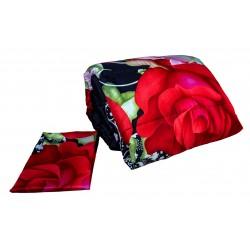 3D спален комплект Червена Любов