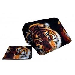 3D спален комплект Тигър